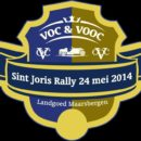 St Joris Rally 2014