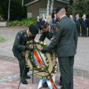 Toespraak Wapenoudste tijdens Herdenking gevallenen Cavalerie op 9 mei 2012