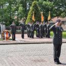 Herdenking gevallenen der Cavalerie