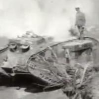 Eerste tank veldslag