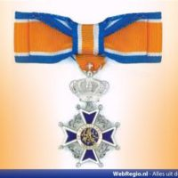 Professor Van Gulik benoemd tot Commandeur in de Orde van Oranje-Nassau