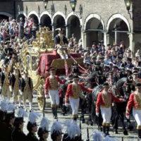 Inschrijven voor optreden Cavalerie Ere-Escorte tgv Prinsjesdag