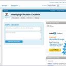 VOC leden onderhouden nu ook contacten via linkedin