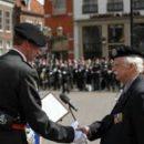 Willem Plink Luitenant-Kolonel titulair