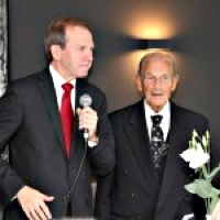 Wlad Kohutnicky 95 jaar