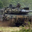 Leger krijgt weer tanks