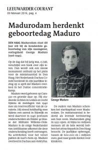 Maduro - artikel