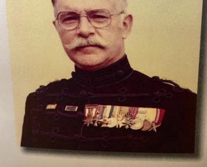 Lkol b.d. Piet Hoevenaars 90 jaar