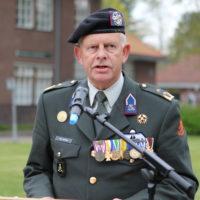 Herdenking Gevallenen der Cavalerie op 3 mei 2017