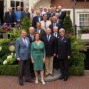 Jubileumlunch 80 jaar Haagsche VOC-koffietafel