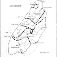 Artikel VOC-Battlefieldtour Texel in Texelse Courant