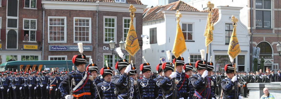 Historie Cavalerie