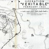 """Battlefield Tour """"VERITABLE CAMPAIGN 7 februari 1945"""" Geallieerde opmars naar het Duitse Homeland – 13/14 oktober '18"""