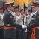 Nieuwe commandant voor de landmacht