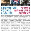 VOC Symposium 2020 uitgesteld – save the date 01-04-2021