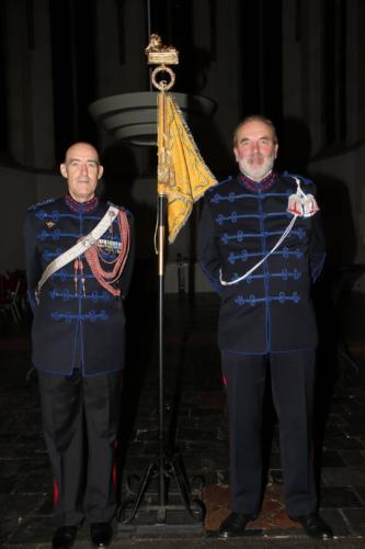 0228 Diner vier Regimenten, 85 jaar VOC 19-10-2019 (229)