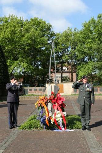 Herdenking gevallenen Cavalerie 04-05-2020 (120)
