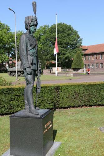 Herdenking gevallenen Cavalerie 04-05-2020 (127)