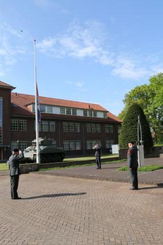 Herdenking gevallenen Cavalerie 04-05-2020 (33)