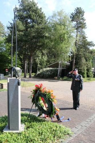 Herdenking gevallenen Cavalerie 04-05-2020 (78)