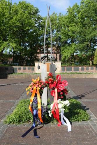 Herdenking gevallenen Cavalerie 04-05-2020 (90)