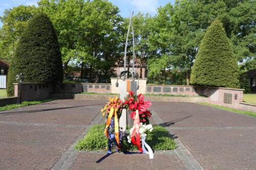 Herdenking gevallenen Cavalerie 04-05-2020 (96)